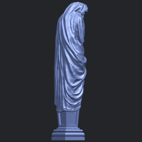 11_TDA0259_Sculpture_WinterB08.png Download free STL file Sculpture - Winter 01 • 3D printable object, GeorgesNikkei