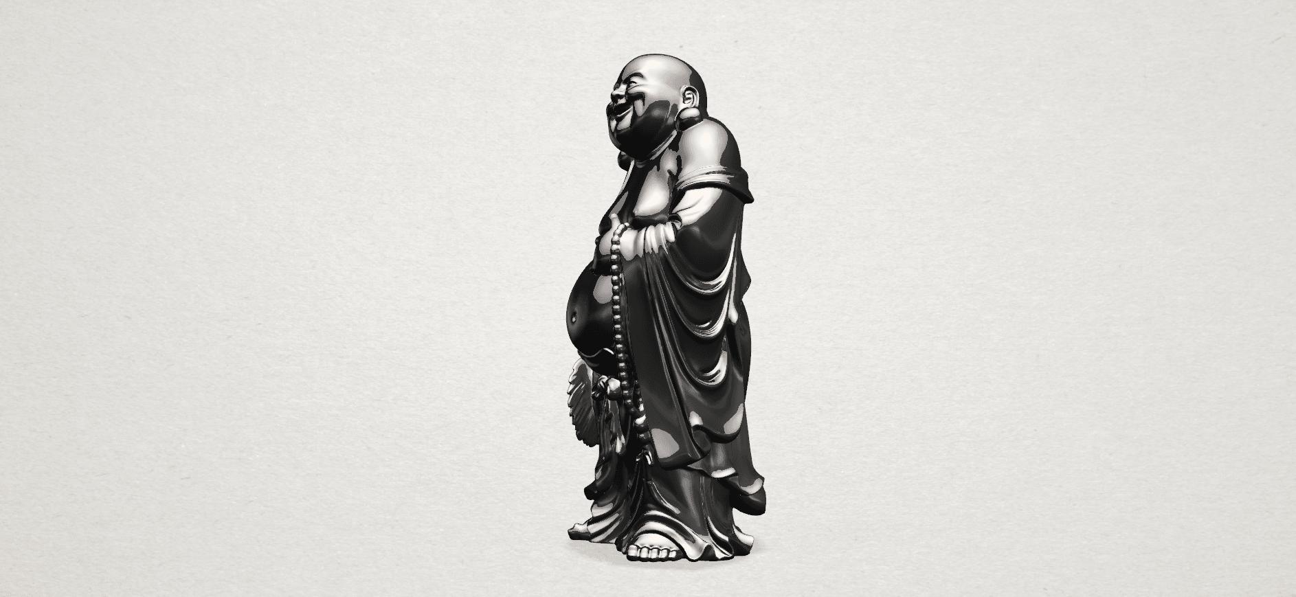 TDA0070 Metteyya Buddha 01 - 88mm - B02.png Download free STL file Metteyya Buddha 01 • 3D print object, GeorgesNikkei