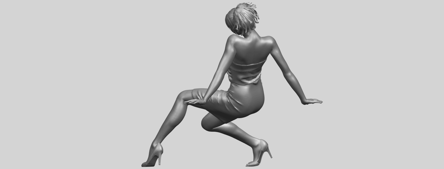 15_TDA0662_Naked_Girl_G10A05.png Download free STL file Naked Girl G10 • 3D printable template, GeorgesNikkei