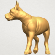 TDA0523 Bull Dog 04 A03.png Download free STL file Bull Dog 04 • 3D print design, GeorgesNikkei
