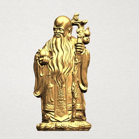 Sao (Fook Look Sao) 80mm - B01.png Download free STL file Sao (Fook Look Sao) • 3D printable model, GeorgesNikkei