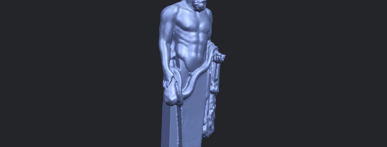 24_TDA0466_Sculpture_of_a_man_02_ex500A10.png Download free STL file Sculpture of a man 03 • 3D print model, GeorgesNikkei