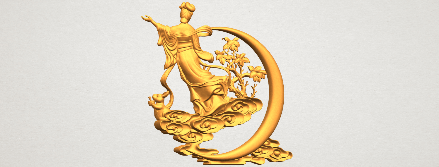 A06.png Download free STL file Fairy 09 • Model to 3D print, GeorgesNikkei