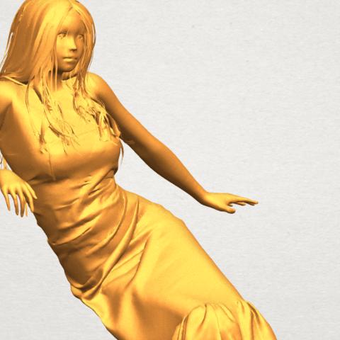 A11.png Télécharger fichier STL gratuit Fille Nue I02 • Objet à imprimer en 3D, GeorgesNikkei
