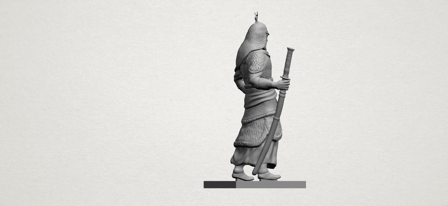 Age of Empire - warrior -A09.png Download free STL file Age of Empire - warrio • 3D print design, GeorgesNikkei