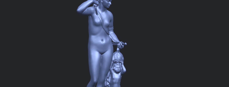 16_TDA0268_Venus_and_AngelA10.png Télécharger fichier STL gratuit Vénus et Ange • Objet pour impression 3D, GeorgesNikkei