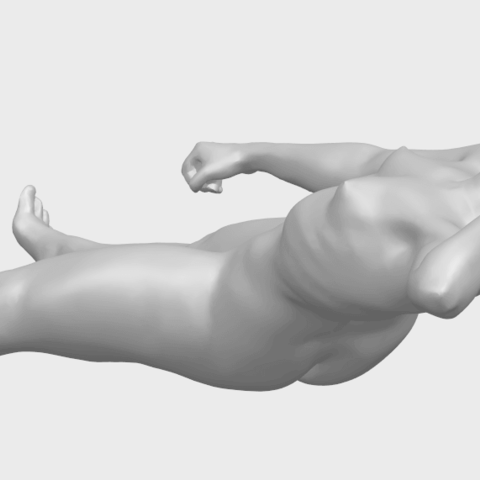02_TDA0281_Naked_Girl_A08A05.png Download free STL file Naked Girl A08 • Template to 3D print, GeorgesNikkei