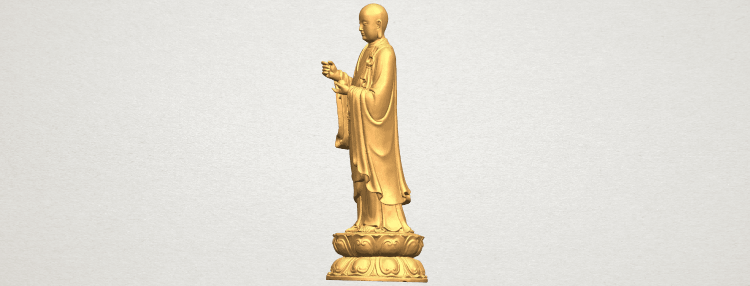 TDA0495 The Medicine Buddhav A03.png Download free STL file The Medicine Buddha • 3D print object, GeorgesNikkei