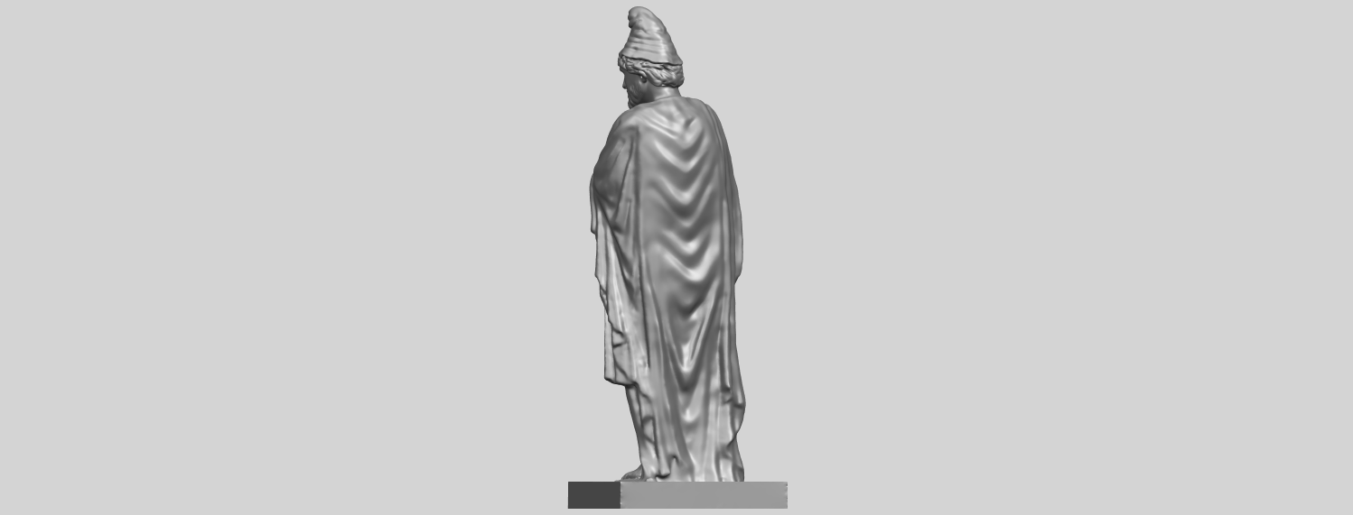 17_TDA0266_Tiridates_I_of_ArmeniaA06.png Download free STL file Tiridates I of Armenia • 3D print model, GeorgesNikkei
