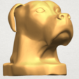 TDA0535 Dog Head A02.png Download free STL file Dog Head • Model to 3D print, GeorgesNikkei