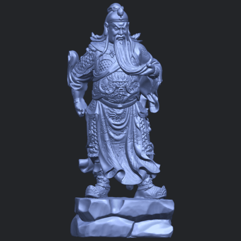 03_TDA0330_Guan_Gong_iiiB01.png Download free STL file Guan Gong 03 • 3D printable template, GeorgesNikkei