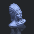 09_TDA0489_Red_Indian_03_BustB00-1.png Download free STL file Red Indian 03 • 3D printer model, GeorgesNikkei