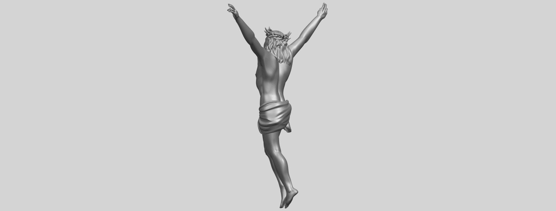 05_TDA0231_Jesus_(ii)_88mmA05.png Download free STL file Jesus 02 • 3D printing template, GeorgesNikkei
