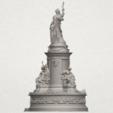 TDA0242 Place de la Republique A04.png Download free STL file Place de la Republique • 3D printer model, GeorgesNikkei
