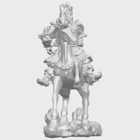 21_TDA0331_Guan_Gong_ivA09.png Download free STL file Guan Gong 04 • Template to 3D print, GeorgesNikkei