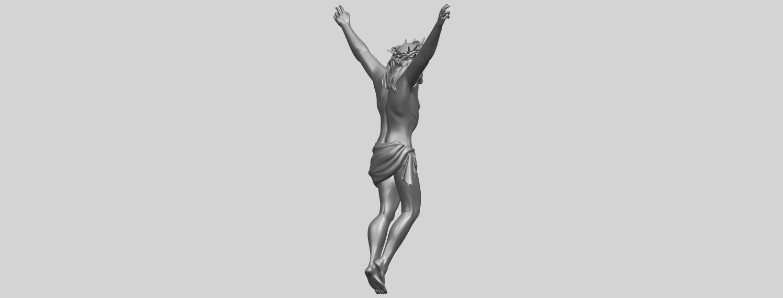 05_TDA0231_Jesus_(ii)_88mmA08.png Download free STL file Jesus 02 • 3D printing template, GeorgesNikkei