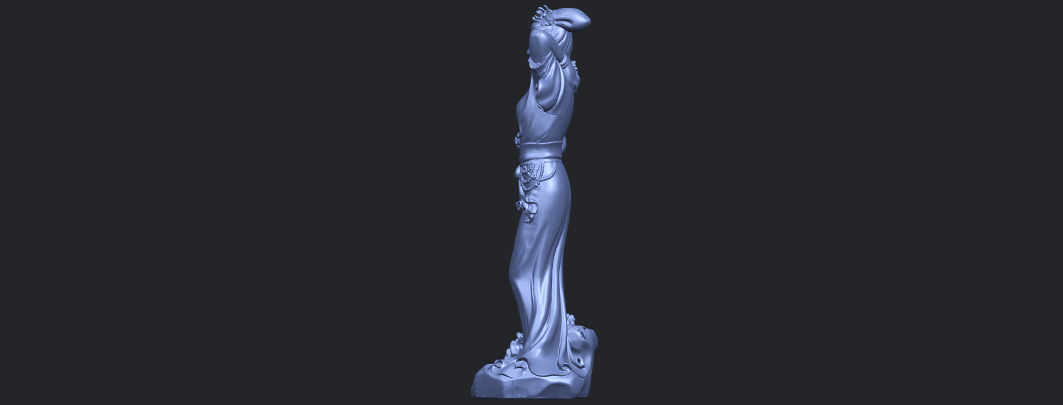 18_TDA0447_Fairy_02B04.png Download free STL file Fairy 02 • 3D printing object, GeorgesNikkei