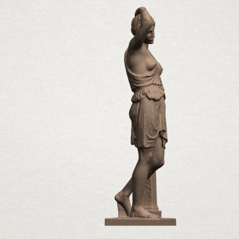 Naked Girl (x) A07.png Download free STL file Naked Girl 10 • 3D printing model, GeorgesNikkei