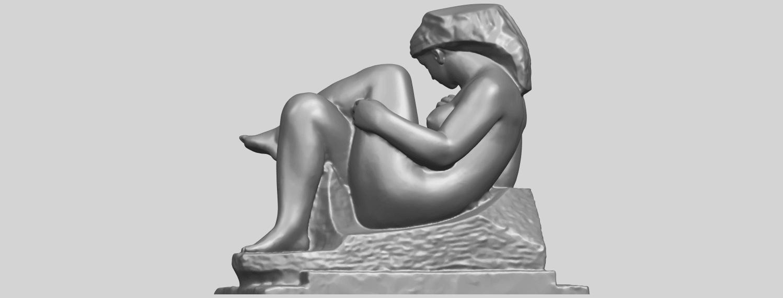 20_TDA0170_Naked_Girl_(xiii)_88mmA06.png Download free STL file Naked Girl 13 • 3D print design, GeorgesNikkei