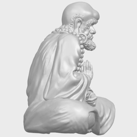 02_Da_Mo__(i)_88mmA09.png Télécharger fichier STL gratuit Da Mo 01 • Modèle imprimable en 3D, GeorgesNikkei