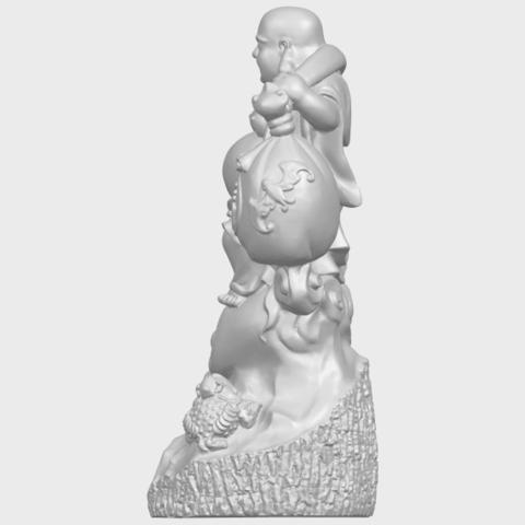09_TDA0329_Metteyya_Buddha_09A04.png Télécharger fichier STL gratuit Bouddha Metteyya 09 • Modèle imprimable en 3D, GeorgesNikkei