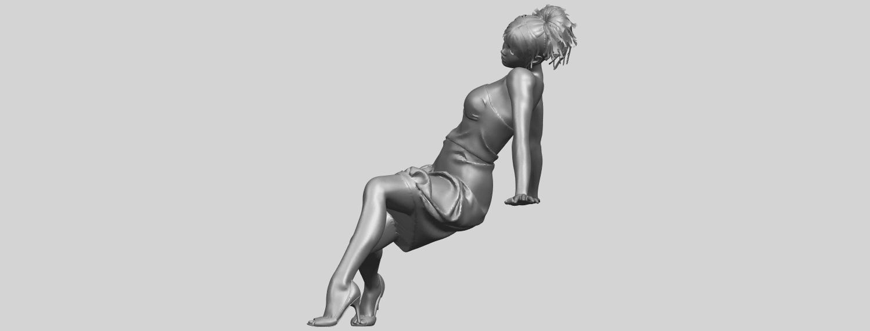 19_TDA0661_Naked_Girl_G09A03.png Télécharger fichier STL gratuit Fille nue G09 • Design pour impression 3D, GeorgesNikkei