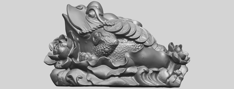 21_TDA0336_The_Golden_ToadA01.png Download free STL file The Golden Toad • 3D printer design, GeorgesNikkei
