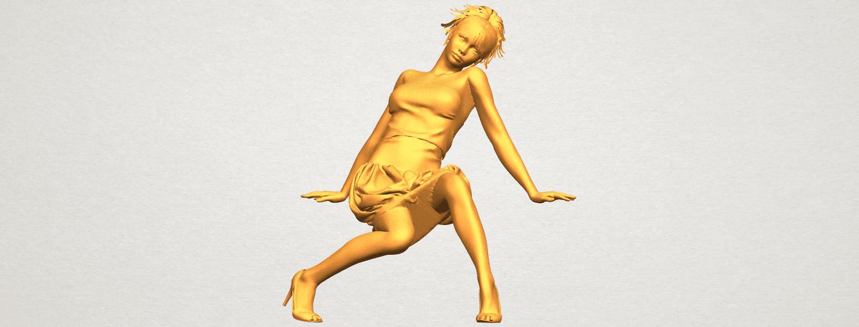 A01.png Télécharger fichier STL gratuit Fille nue G09 • Design pour impression 3D, GeorgesNikkei