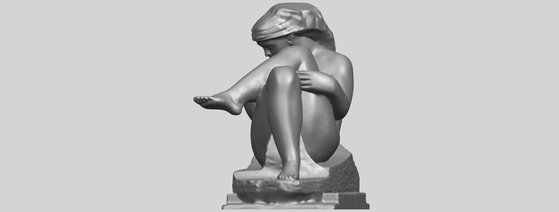 20_TDA0170_Naked_Girl_(xiii)_88mmA04.png Download free STL file Naked Girl 13 • 3D print design, GeorgesNikkei