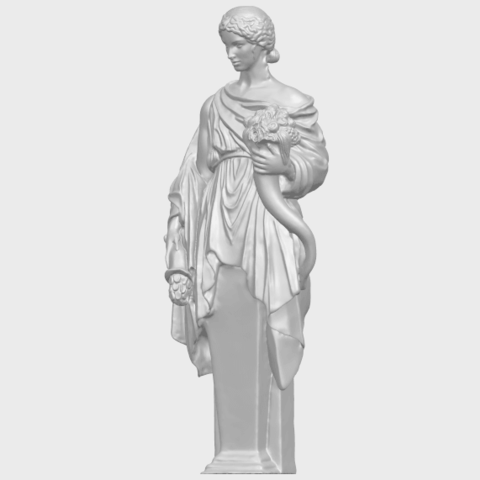 05_TDA0261_Sculpture_of_a_girlA02.png Download free STL file Sculpture of a girl • 3D printable model, GeorgesNikkei