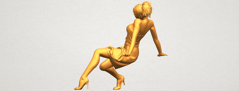 A04.png Télécharger fichier STL gratuit Fille nue G09 • Design pour impression 3D, GeorgesNikkei