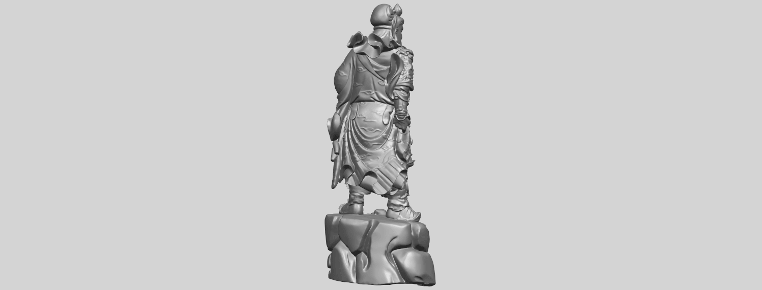 06_TDA0241_Guan_Gong_iiA08.png Download free STL file Guan Gong 02 • 3D printing template, GeorgesNikkei