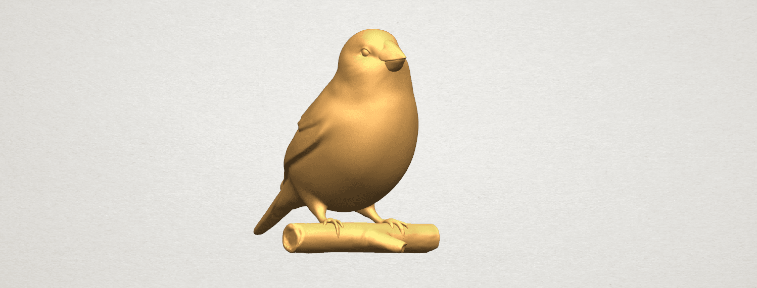 TDA0604 Sparrow A05.png Download free STL file Sparrow • 3D print template, GeorgesNikkei