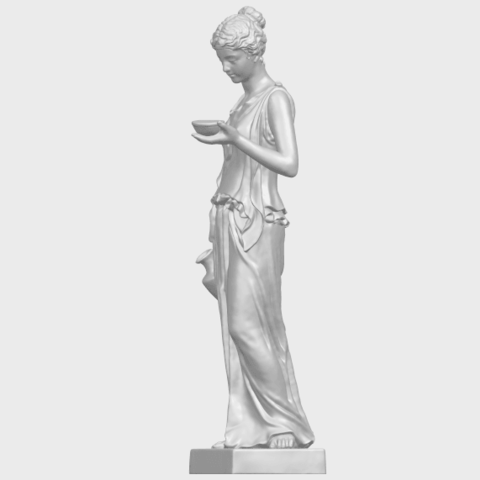 11_TDA0251_Beautiful_Girl_03_STLA03.png Download free STL file Beautiful Girl 03 • 3D print template, GeorgesNikkei