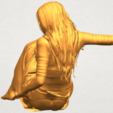 A04.png Download free STL file Naked Girl I03 • 3D printing object, GeorgesNikkei