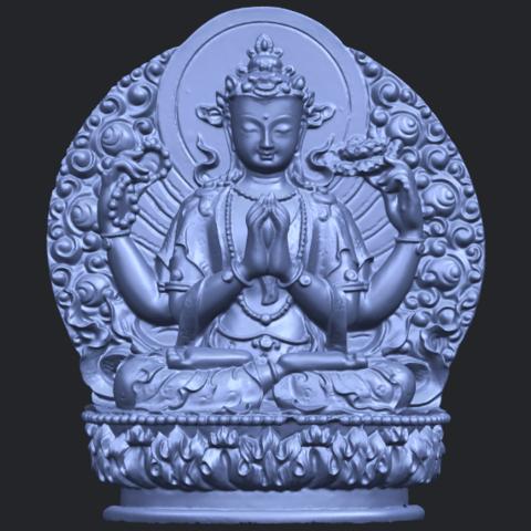 16_TDA0196_Avalokitesvara_Bodhisattva_multi_hand_iiiB01.png Download free STL file Avalokitesvara Bodhisattva (multi hand) 03 • 3D printable design, GeorgesNikkei