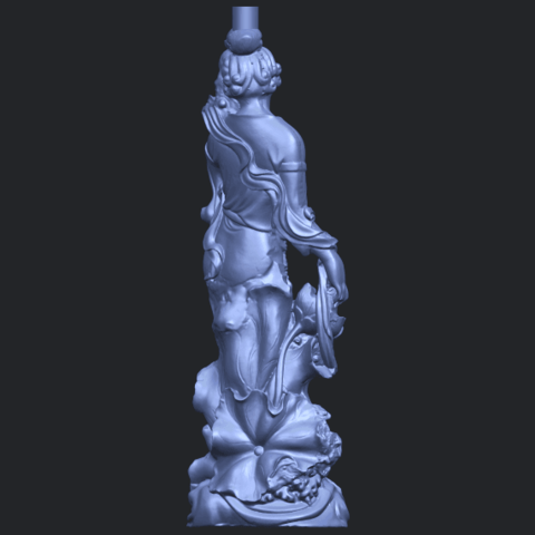 08_TDA0200_Asian_Girl_03_88mmB07.png Download free STL file Asian Girl 03 • 3D printable template, GeorgesNikkei
