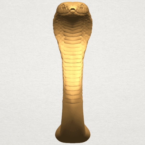 Download free 3D printer templates Cobra, GeorgesNikkei