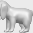 15_TDA0533_Puppy_01A06.png Download free STL file Puppy 01 • 3D printer template, GeorgesNikkei