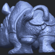 02_TDA0312_Rhinoceros_iv_FemaleB03.png Download free STL file  Rhinoceros 05 Female • 3D print object, GeorgesNikkei