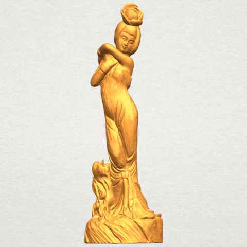TDA0451 Fairy 06 A01.png Download free STL file Fairy 06 • 3D printer model, GeorgesNikkei
