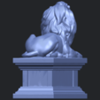 01_TDA0499_Lion_04B07.png Download free STL file Lion 04 • Template to 3D print, GeorgesNikkei