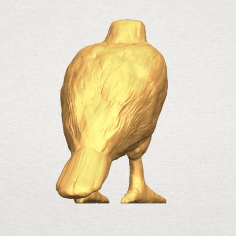 TDA0599 Eagle 02 A03.png Download free STL file Eagle 02 • 3D printable design, GeorgesNikkei