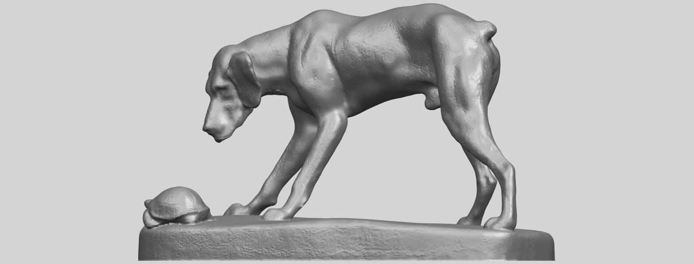 11_Dog_i_62mmA07.png Télécharger fichier STL gratuit Chien 01 • Plan pour impression 3D, GeorgesNikkei