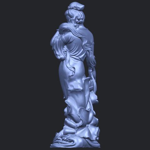 06_TDA0449_Fairy_04B05.png Télécharger fichier STL gratuit Fée 04 • Plan à imprimer en 3D, GeorgesNikkei