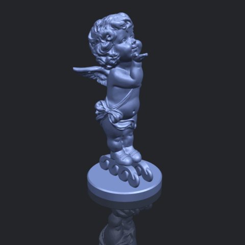 03_TDA0480_Angel_Baby_03B00-1.png Download free STL file Angel Baby 03 • 3D printing template, GeorgesNikkei
