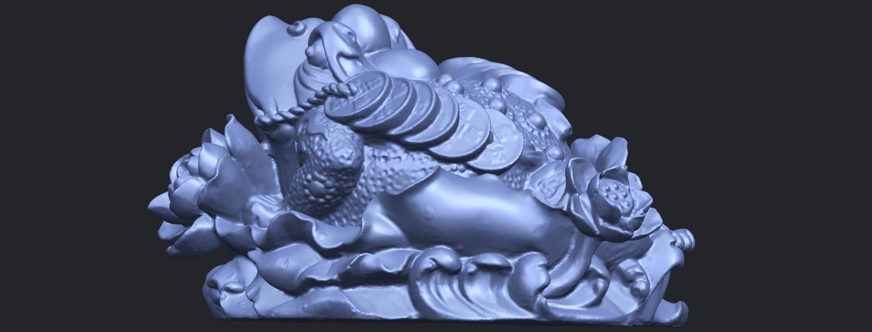 21_TDA0336_The_Golden_ToadB02.png Download free STL file The Golden Toad • 3D printer design, GeorgesNikkei