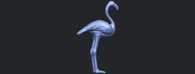 04_TDA0597_Flamingo_01B06.png Download free STL file Flamingo 01 • 3D printing model, GeorgesNikkei