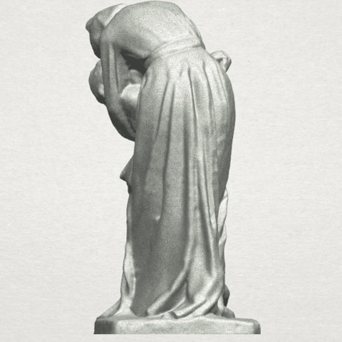 TDA0272 Forgive (rough) A04.png Download free STL file Forgive • 3D printing model, GeorgesNikkei