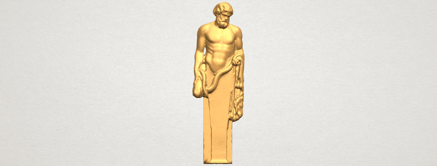 TDA0466 Sculpture of a man 02 A01.png Download free STL file Sculpture of a man 03 • 3D print model, GeorgesNikkei